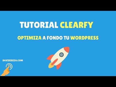 Tutorial Clearfy - Optimiza a fondo tu WordPress 🚀 - 동영상