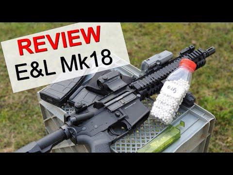 Review E&L Mk18 Mod.1 Diamond Edition - 4k/UHD