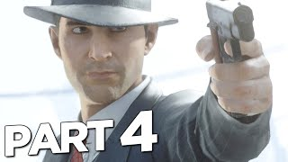 MAFIA DEFINITIVE EDITION Walkthrough Gameplay Part 4 - TOMMY (FULL GAME)