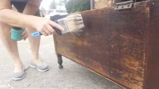 Dumpster Diving- Furniture Flips