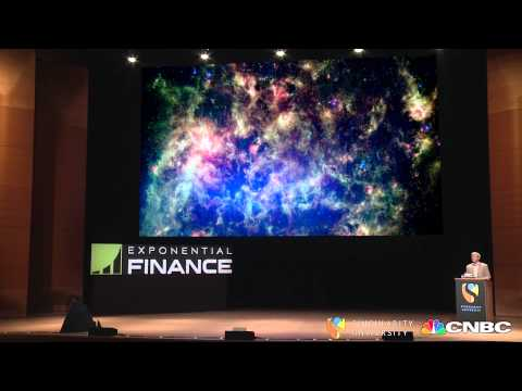 Living In A Virtual World (Philip Rosedale) - Exponential Finance 2014