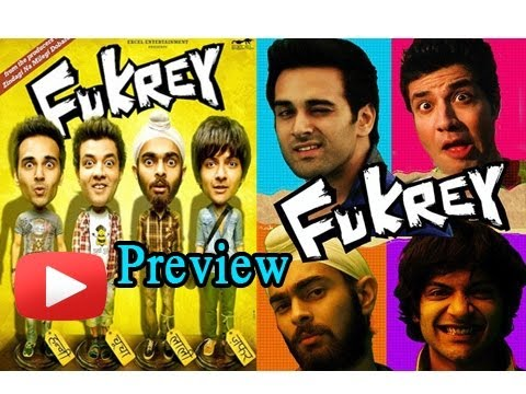 fukrey-film-preview---pulkit-samrat,-manjot-singh,-ali-fazal,-varun-sharma,-richa-chadda