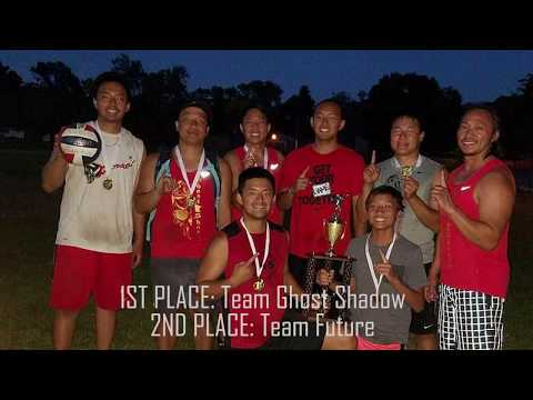 Melanie's Study Abroad Volleyball Tournament Part 6 Men's Finals Ghost Shadow VS Team Futured