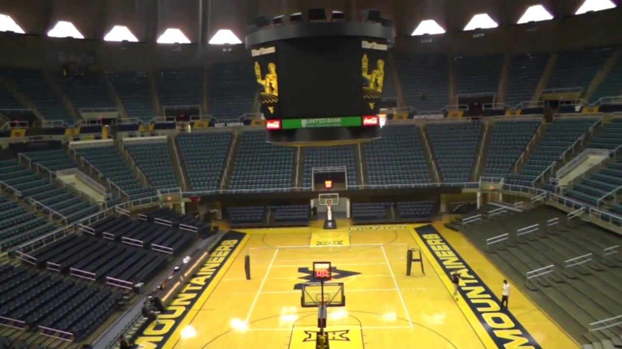 WVU coliseum renovations wrapping up 11-10-16 - YouTube