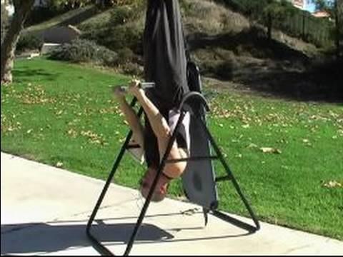 inversion table bondage