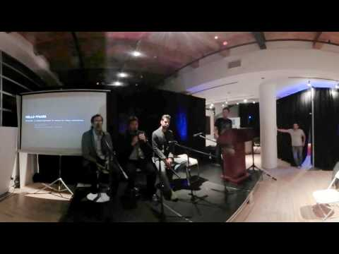 FIVARS 2016 - VIP Reception Talks & Panels - 360 Spherical Video
