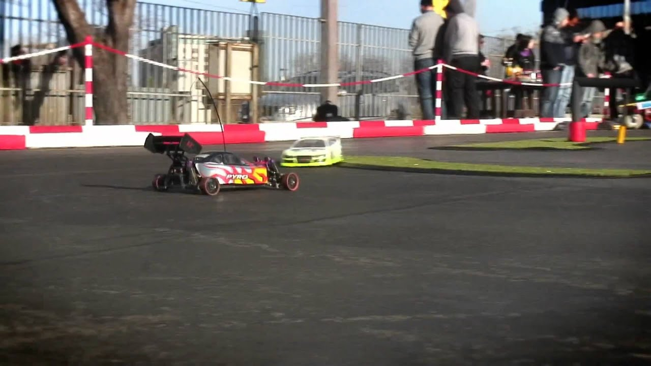 RC Drift Sofia - Official Opening 2011