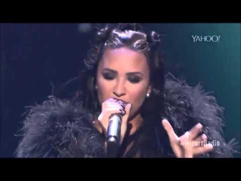 Demi Lovato -  2015 iHeartRadio Music Festival  Las Vegas 9182015