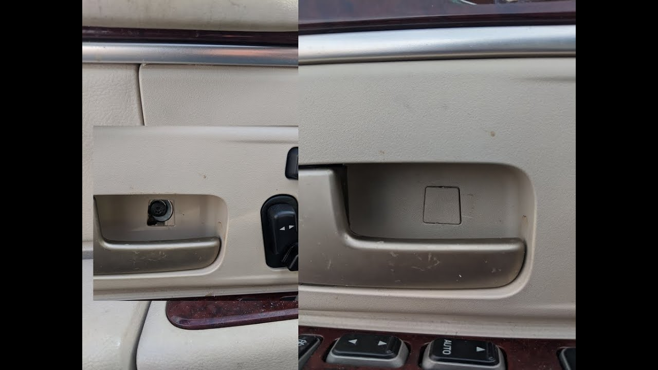 How To Repair Fix An Unfixable Broken Volvo Exterior Door Handle Youtube