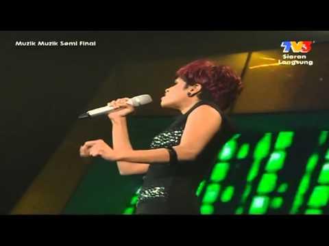 Jaclyn Victor - Ikut Rentakku (Muzik Muzik Semi Final Ke 28) Minggu 3
