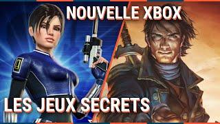 La NOUVELLE XBOX et ses JEUX SURPRISES ! Quels sont les jeux SECRETS de la XBOX SERIES X ?