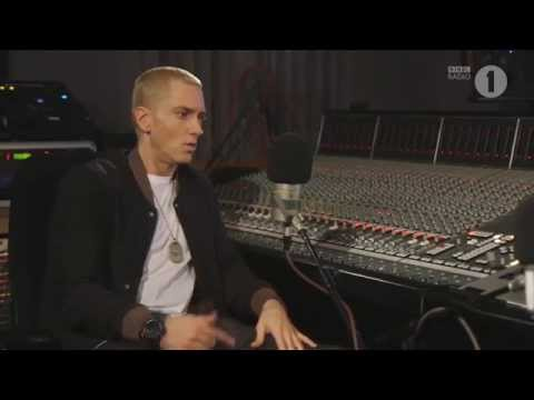 Eminem, Zane Lowe - BBC Radio 1 Full Interview [HD]
