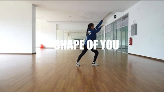 SHAPE OF YOU - Ed Sheeran Dance Cover ( Kyle Hanagami Choreography )