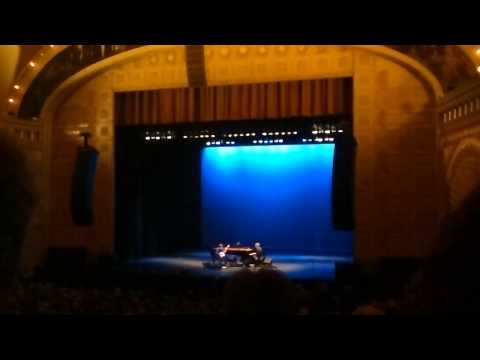 Chick Corea & Béla Fleck. Auditorium Theatre.
