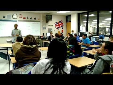 CSU Day at Pueblo Central High School