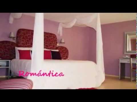 Habitaciones temáticas - París - YouTube