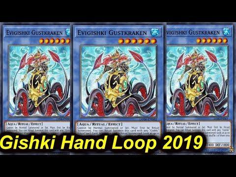 【YGOPRO】GISHKI HAND LOOP AUGUST 2019