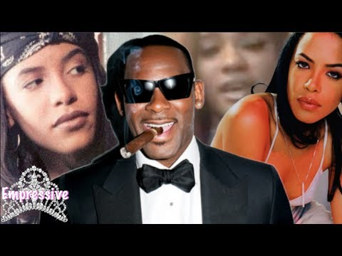 How R. Kelly almost ruined Aaliyah's life. Plus his sex cult allegations (2017)