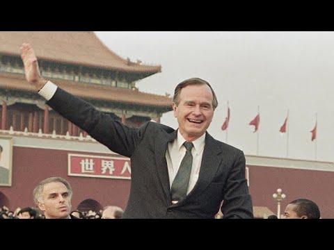 Washington preps to say farewell to former President George H.W. Bush