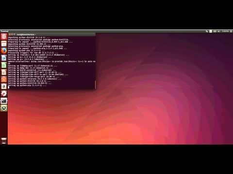 Install Python, Selenium2Library and Robot Framework on Ubuntu 14 04