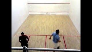 james willstrop vs alex gough charity squash exhibition evening