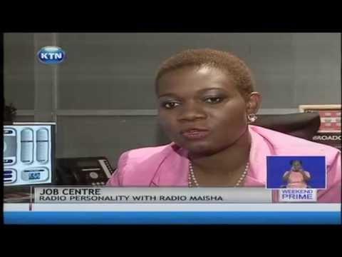 KTN Job Centre: My Big Break with Tinah Korosso, Radio Personality