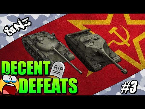 RUSKIE BIAS UNCONFIRMED - World of Tanks Console | Decent Defeats #3 thumbnail