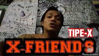 X-FRIENDS - TIPE-X ( COVER ) NINO BARKER (AKUSTIK)