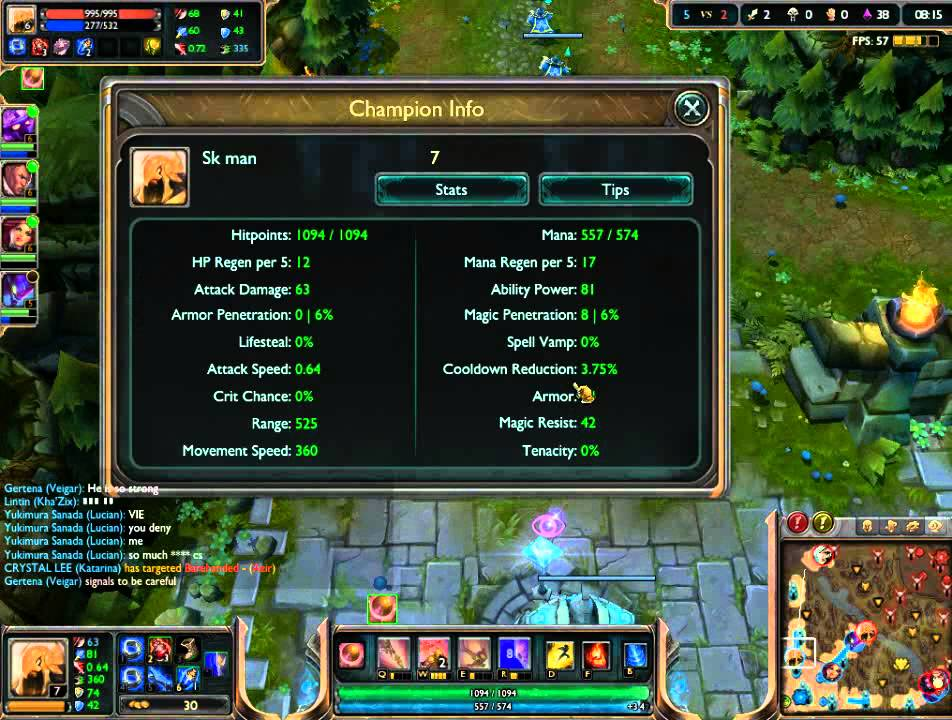 how to play olaf vs riven