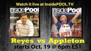 Efren Reyes vs Darren Appleton