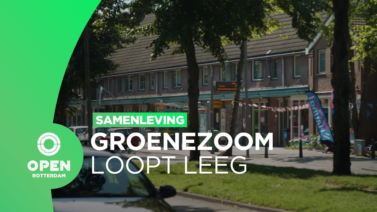 De winkels op de Groenezoom in Vreewijk verdwijnen   Samenleving