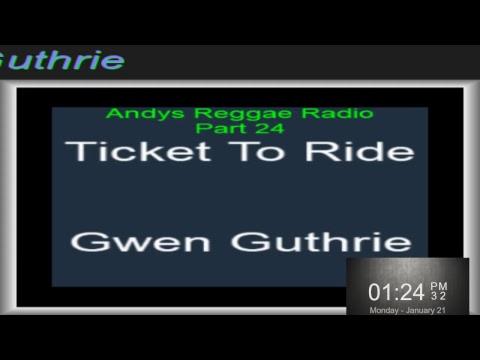 Andys Reggae Radio-Part 24