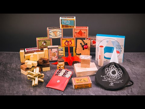 Art of Play - A Big Box full of stuff | Unboxing and a first glimpse!