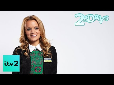 Laura Aikman  2 Faced Reveal  ITV2
