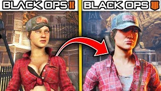 BLACK OPS 4 BURIED vs BLACK OPS 2 BURIED!