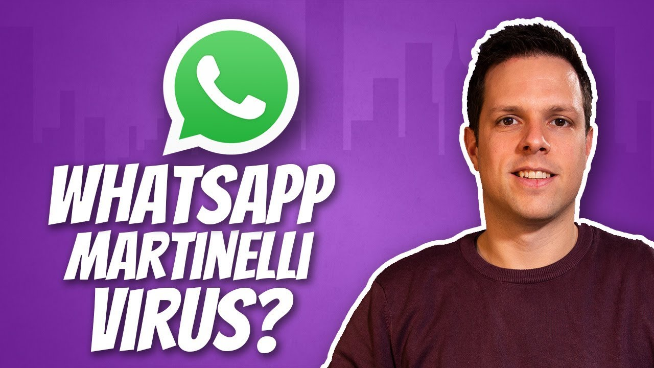 What to do if you get the WhatsApp Gold Martinelli message