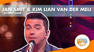 Jan Smit en Kim Lian van der Meij zingen nieuwe single Jij bent daar