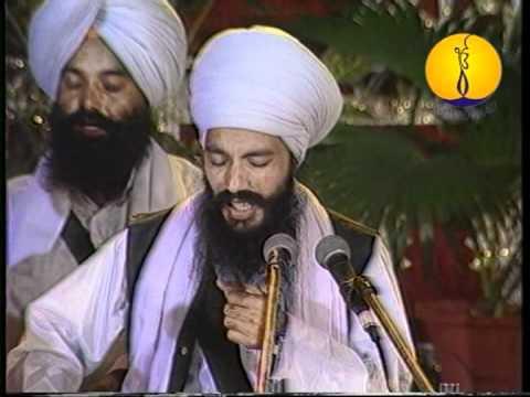 Adutti Gurmat Sangeet Samellan 1991: Raag Gaurhi_ Bhai Gurdev SIngh Ji Australia