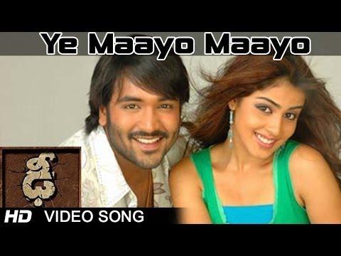 Dhee Movie   Ye Maayo Maayo Video Song   Vishnu Manchu, Genelia D'Souza