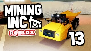 THE BIG DADDY TRUCK - Roblox Mining Inc Remastered #13
