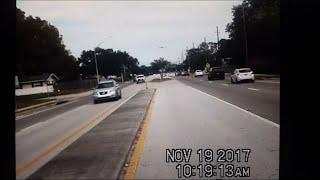 FL Plane Crash Caught on Police Dashcam