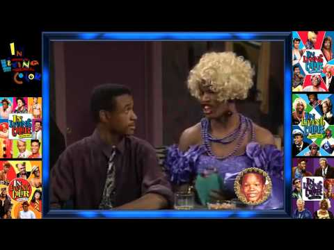 Wanda's Blind Date * In Living Color * Jamie Foxx