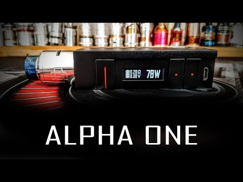 Alpha One MOD by VooPoo