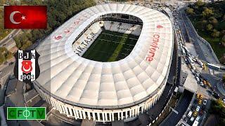 Vodafone Park - Beşiktaş JK Football Stadium