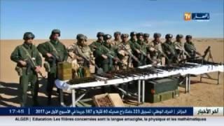 مكافحة الارهاب : الجيش الوطني الشعبي يكتشف مخابئ للاسلحة بتمنراست