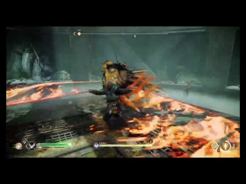 God of War (Part 38)- Live Gameplay with Wife #follow #cmg_savage4