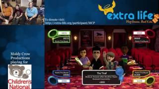 Extra Life 2015 Charity Live Stream Part 16: Scene It? Box Office Smash