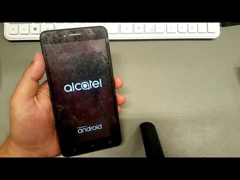 How to hard reset Alcatel 8050d.Unlock pin, pattern,password lock.