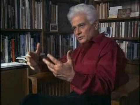 Derrida  defining deconstruction