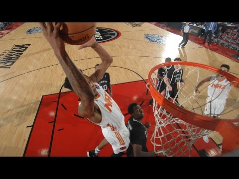 Top 10 Plays of the 2017 NBA D-League Showcase